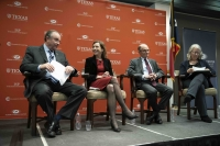 Philip Breedlove, Evelyn Farkas, Daniel Fried, Mary Neuburger