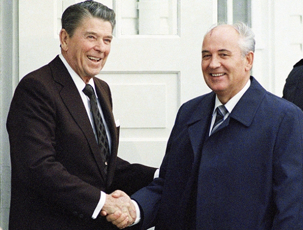 Videos and Photos Now Available: <br>Conference on Ronald Reagan and the Transformation of Global Politics in the 1980s